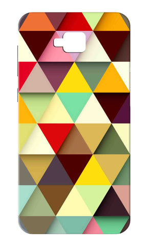 Zenfone 4 Selfie ZB553KL - Triangle Z Mobile Case