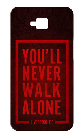 Zenfone 4 Selfie ZB553KL - You Will Never Walk Alone Liverpool FC Mobile Case