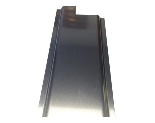 Aluminum Arctic Threshold plate