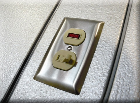 Replacement Light Switch For Walk In Coolers Amp Freezers