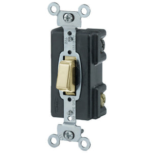 Hubbell 3-Way Switch Kit (No Pilot Light)