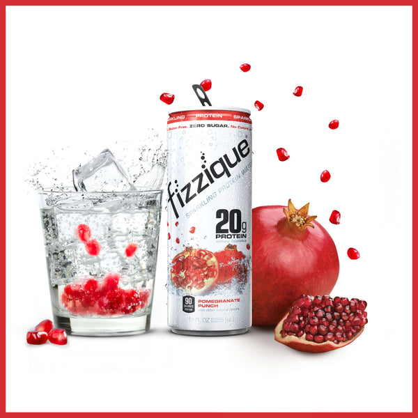 fizzique® - Pomegrantate Punch - Coming Soon