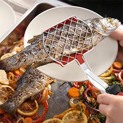 kitchen utensil tongs for fish
