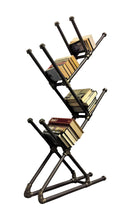 Chicago Modern Industrial Display Bookcase - H&R Lifestyle