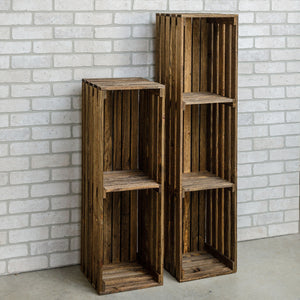 Daffodil Reclaimed Wood Bookshelf