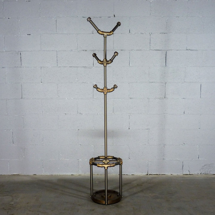 San Antonio Industrial Chic Coat Rack - H&R Lifestyle