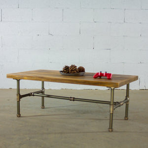 Corvallis Industrial Chic Coffee Table - H&R Lifestyle