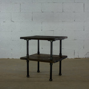 Corvallis Industrial Chic Side Table - H&R Lifestyle