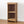 Gardenia Rustic Reclaimed Oak Bookshelf - H&R Lifestyle