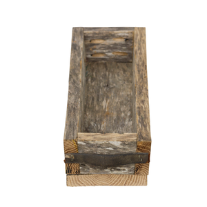 Alpina Reclaimed Wood Candle Box - H&R Lifestyle