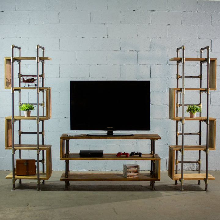 Tucson Modern Industrial Entertainment Center