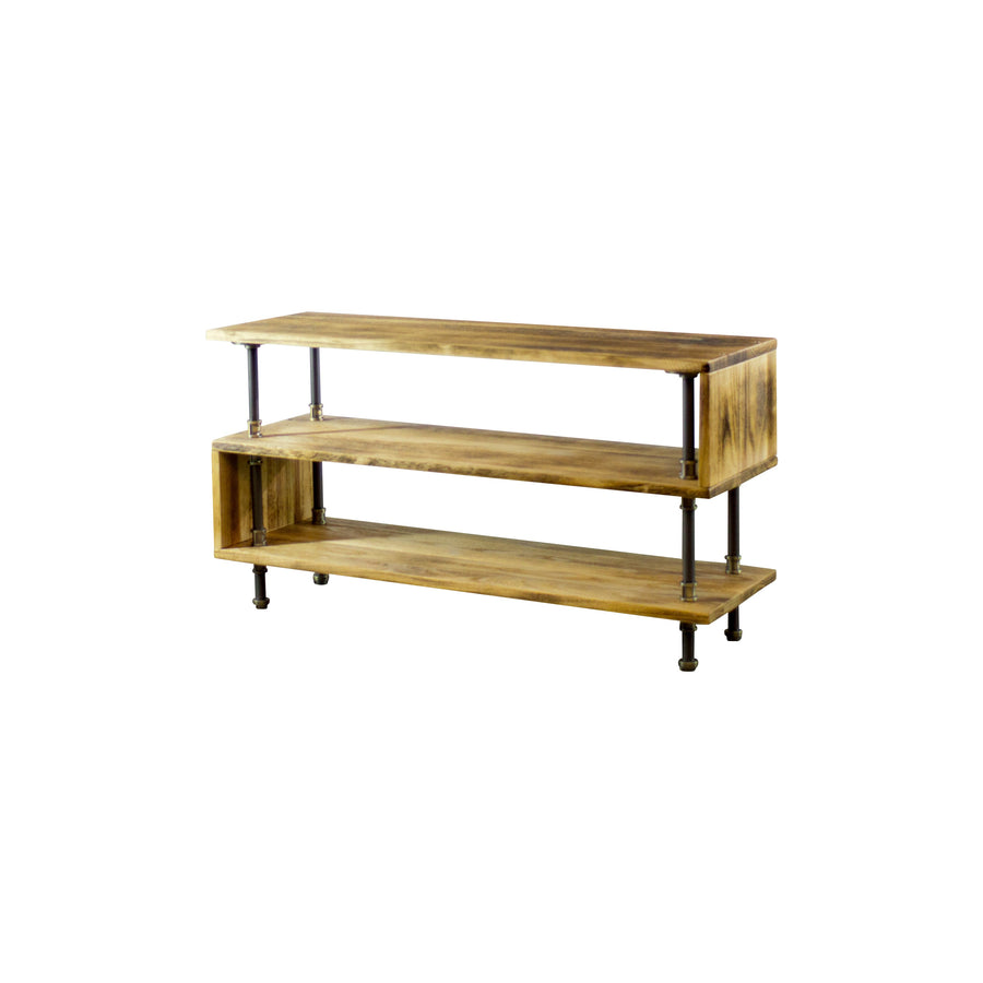 Tucson Modern Industrial TV Stand - H&R Lifestyle