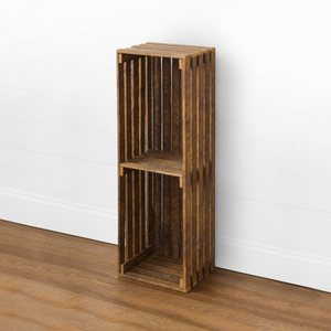Daffodil Reclaimed Wood Bookshelf - H&R Lifestyle