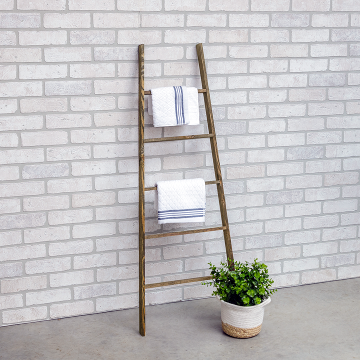 "Calluna 47"" Tall Tapered Accent Ladder"