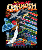 "2017 ""Retro"" Oshkosh AirVenture T-shirt"