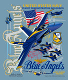 Blue Angels - United States Navy Flight Demonstration Squadron T-Shirt