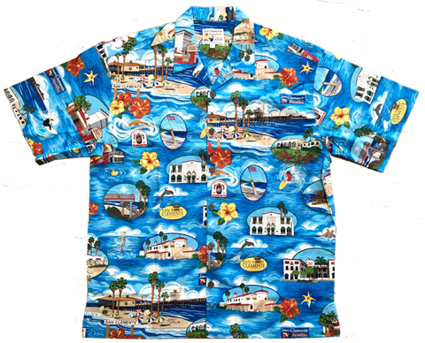 San Clemente Hawaiian™ Shirts for Men