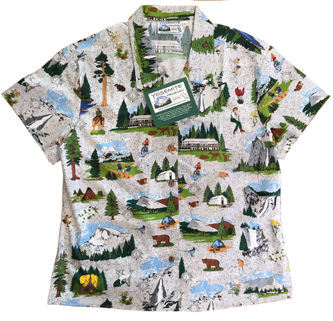 Yosemite Hawaiian™ Shirts for Women
