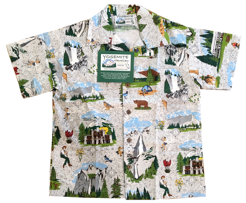 Yosemite Hawaiian™ Shirts for Children