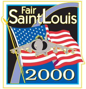 Fair St. Louis 2000 Pin