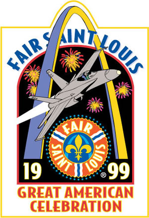 Fair St. Louis 1999 Pin