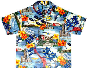 Blue Angel Hawaiian™ Shirts for Men