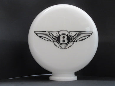BENTLEY Gas Pump Mini Globe - Global Collection Uk