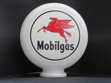 MOBILGAS Gas Pump Globe - Global Collection Uk