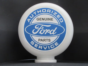 FORD Gas Pump Globe - Global Collection Uk