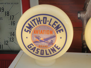 Smith-O-Lene Aviation Fuel Gas Pump Globe,          (3 Sizes Available)
