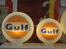 Gulf Oils Retro Gas Pump Globes           (3 Sizes Available)