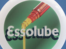 ESSOLUBE Vintage Retro Gas Pump Globe