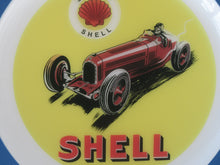 SHELL Racing Fuel Gas Pump Globe (2 Sizes Available)