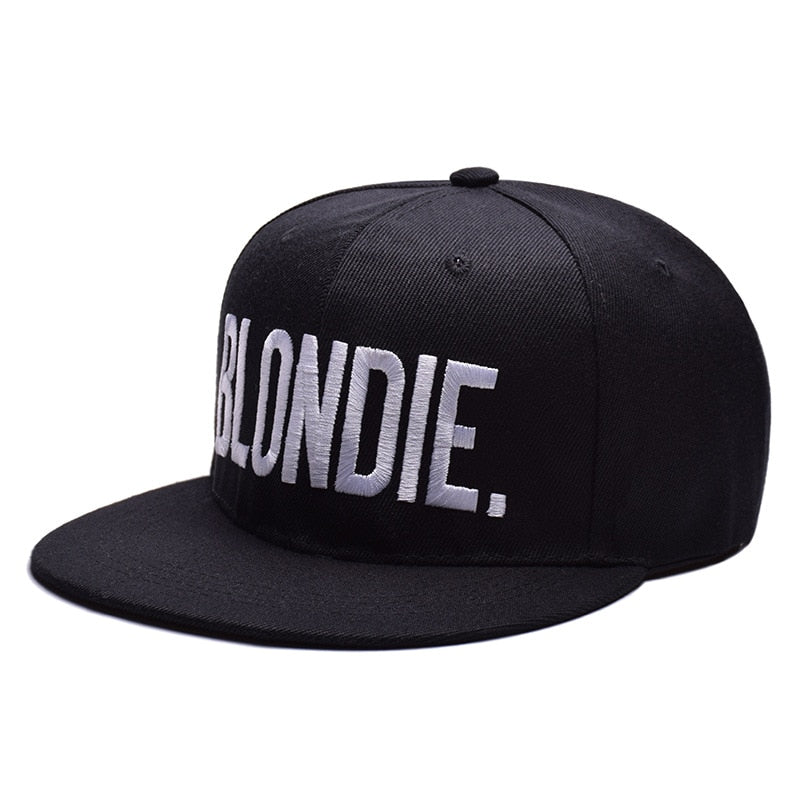 Blondie and Brownie Snapbacks