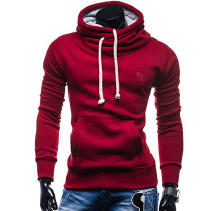 Turtleneck Athletic Fit Hoodie