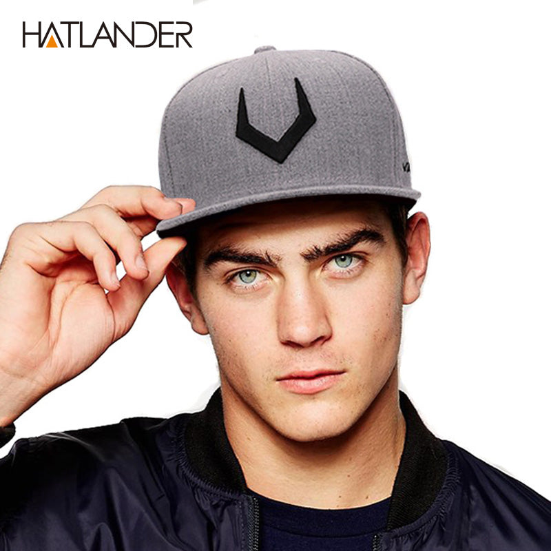 Stylish 3D Design Snapback