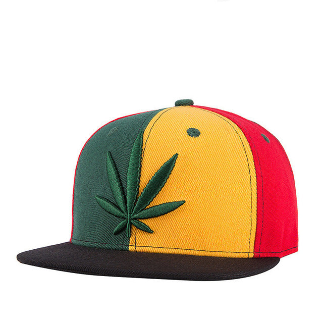Stylish Cannabis Snapback
