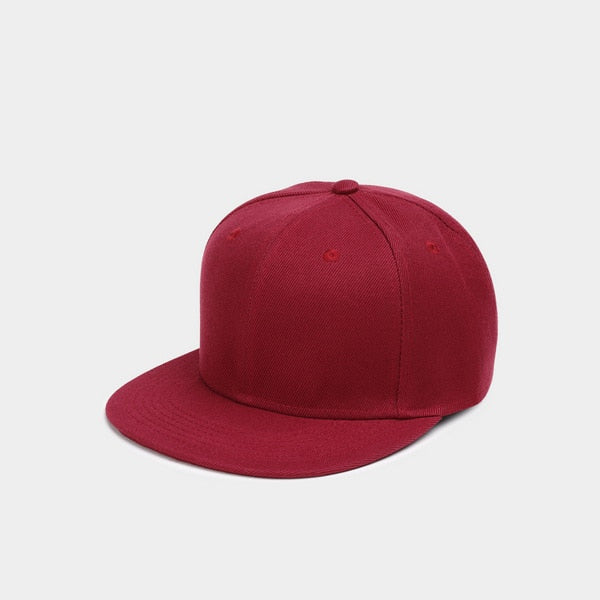 Solid Color Snapbacks