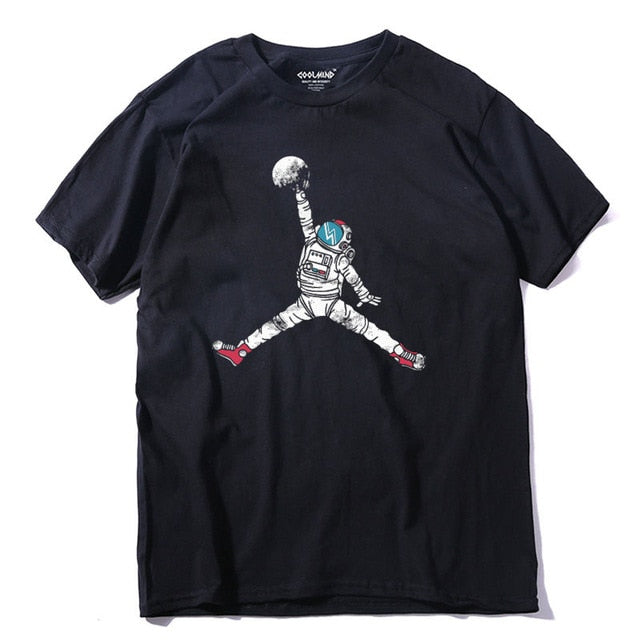 Airstronaut - 100% cotton short sleeve T-Shirt