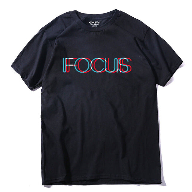 FOCUS 100% cotton T-Shirt