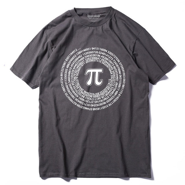Pi - 100% cotton short sleeve T-Shirt