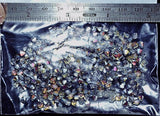 Vitrail Swarovski crystal 4mm bicone 300 bead lot