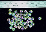 Swarovski crystal vitrail 6mm margarita 48 beads