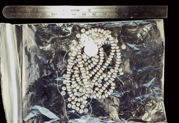 Freshwater Pearl mix double strand /part loose