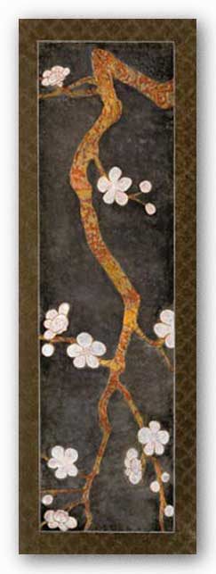 Cherry Blossom Branch I by Erin Galvez