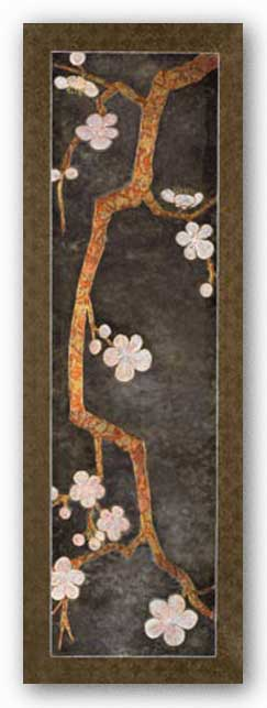 Cherry Blossom Branch II by Erin Galvez