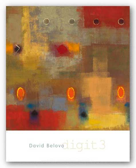 Digit 3 by David Belova