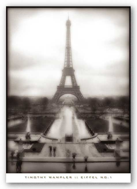 Eiffel No. 1 by Timothy Wampler