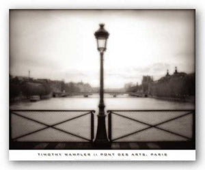Ponts des Arts, Paris by Timothy Wampler