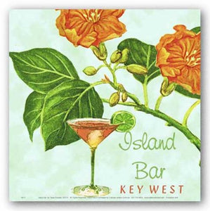 Island Bar by Paula Scaletta
